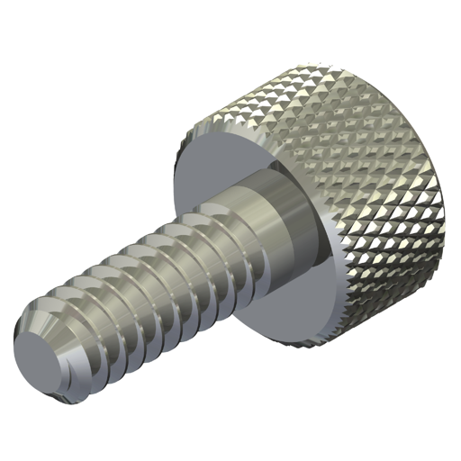 Plain Thumb Screw