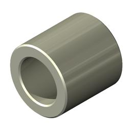 Standard Spacer Metric Spacer Aluminum